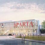 Sparta wil uitbreiden stadion: 1.100 plaatsen erbij