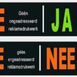 Rotterdam wil af van ongewenst reclamedrukwerk
