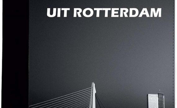 """A4 Schrijfmap """"Komen wij uit Rotterdam"""""""