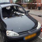 Politie onderzoekt explosie auto Hoek van Holland