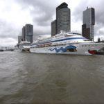 Cruiseseizoen geopend: Recordaantal cruiseschepen in onze stad